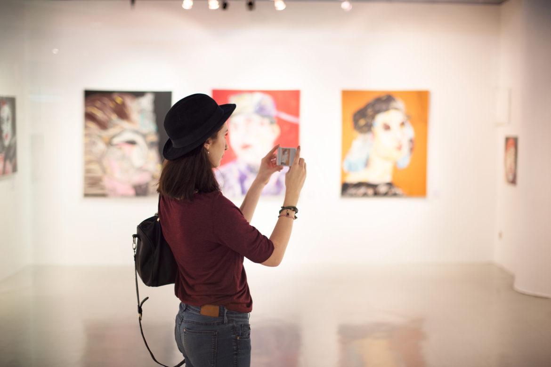 A Huntington Beach art museum