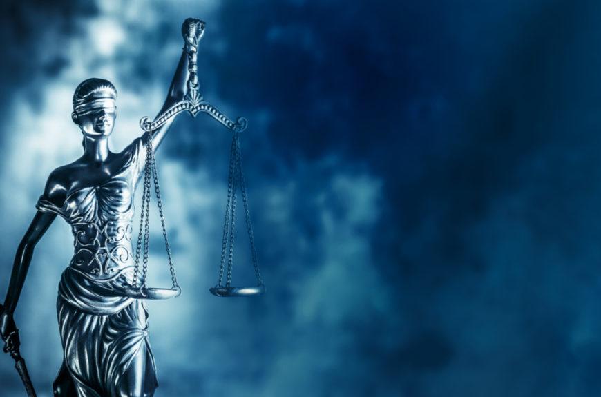 A symbol of justice.